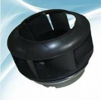Quality 175mm DC Brushless Motor Backward Curved Centrifugal Fan With Plastic Impeller wholesale