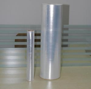 Cheap Customized Cling Film Making Machine / Plastic Film Slitting Equipment PLC for sale