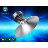 Quality Ra 80 LED High Bay Shop Lights Indoor Commercial Lighting With Aluminum Heat Sink Cover wholesale