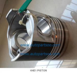 Quality ISUZU Piston Ring 4HE1 For ELF NPR ( Diameter : 110mm ) wholesale