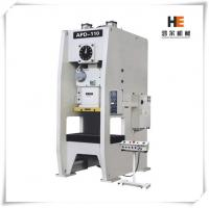 China Oxidized Hardening Crank Sheet Metal Press Machine , Mechanical Sheet Metal Fabrication Equipment on sale