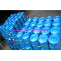 UV Additive Blue Color PP Baler Twine High Strength For Packaging Machine