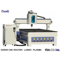 Quality Steel Structure CNC Router Engraving Machine With Yaskawa Servo Motor wholesale
