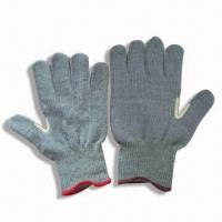 Quality Kevlar Safety Gloves with Stainless Steel Wire, Cut-resistant, Anti-puncture and Wearable wholesale