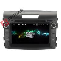 Quality Audio / Subwoofer Output Android Car DVD Player For Honda Crv Gps Navigation System wholesale