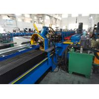 Quality Diagonal Bracing Section Roll Forming Machine; Warehouse Rack C Bracing Rollformer wholesale