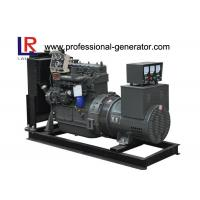 Quality 4 Cylinders Single Phase 37.5kVA Open Diesel Generator Powered by Water - Cooled Yuchai Engine wholesale