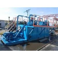 Quality Drilling mud purification Solid control system for mud cleaning, Petroleum industry wholesale