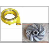 Quality High Abrasive Slurry Pump Spare Part Horizontal Type Wear Resistant Material wholesale