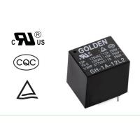 Cheap Contact Material AgSnO2 HF3FF GH-1A-12L Power Control Relay 12A / 250VDC 0.36W 5 for sale