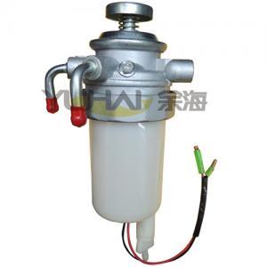 Quality diesel fuel filter isuzu 447300-2150 TFR strainer ,cap assy fuel filter complete wholesale