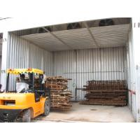 China All aluminum fully automatic lumber drying equipment for hardwood and softwood drying on sale