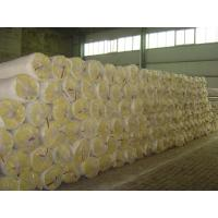 China High Qulality Thermal Insulation Materials Of Fiber Glass Wool Roll on sale