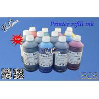 China 12 Colors Compatible Printer Inks For Canon IPF8400 IPF9400 Printer Refill Ink on sale