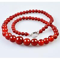 Quality Low price and best service agate Buddha red Necklace, OEM / ODM welcomed wholesale