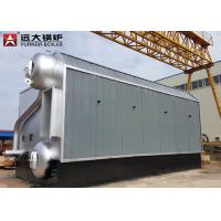 Quality 1000kg Wood Fired Steam Boiler Strong Fuel Adaptability For Chemical Industries wholesale