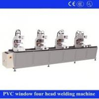 Quality PVC Window Machinery / Four Head Welder wholesale
