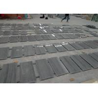 Quality Wood Blue Marble Kitchen Floor Tiles , Interior Real Stone Floor Tiles wholesale