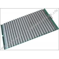 Quality Corrugated Pinnacle Shale Shaker Screen For HP600 Shale Shaker / Mud Cleaner wholesale