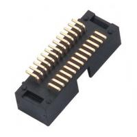 Quality Dual Row SMT Box Header  Connector 26 Pin Board To Wire Connectors 20mΩ Max wholesale