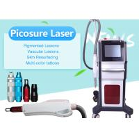 Buy cheap High Energy Picosure Nd Yag Laser Tattoo Removal Laser yag laser machine nd yag laser from wholesalers