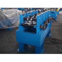 Quality Beam Profile Lock Cold Roll Forming Machine for upright structure 4 roller stations wholesale