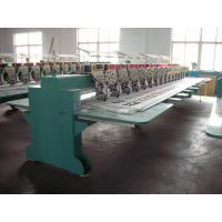 Quality Multipurpose Single Sequin Embroidery Machine , Industrial Monogramming Machine wholesale