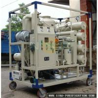Quality VFD insulation oil recycling machine(sinonsh315) wholesale