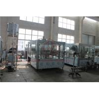 Quality Pulp Orange Hot Juice Filling Machine Capping Sleeve Labeling CE/ BV / ISO wholesale