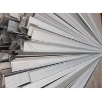 Quality ASTM Hot rolled Equal, unequal 202 321 410 pickled stainless steel angle bar 6m length wholesale
