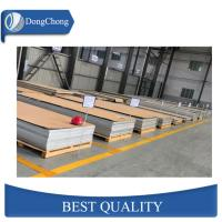 China Completed Aluminum Alloy Sheet For Car Panel With Protection Film on sale