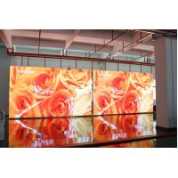 Buy cheap P6.25 Indoor Rental LED Screen Hd Customized Video Display High Contrast Ratio from wholesalers