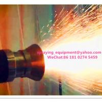 China 2mm stainless steel wire arc spray coating machine for thermal arc spray on sale