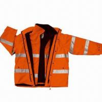 Quality Water-resistant Work Suit, Made of 150D Nylon wholesale