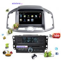 China Android Car Sat Nav 8 Android Auto Radio for Chevrolet Captiva DVD Player GPS Sat Nav Head Unit on sale