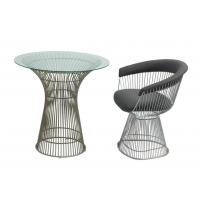 Quality SGS Certificate Stunning Stackable Modern Dining Table Chairs wholesale