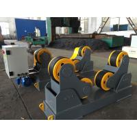Quality Self Adjustable Welding Turning Rolls Rotator With 50 Ton Loading Capacity wholesale