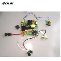 Quality light weight high stability well selected material Class D digital amplifier board set 500W 1000W Amplifier module wholesale