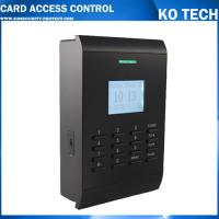 Quality KO-SC403 IP Based Card Door Entry System Free Software Management wholesale