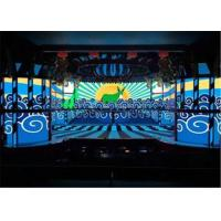 China High Resolution Large Indoor Advertising LED Display Screen For Concerts / Stage on sale