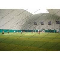 Quality Temporary White Inflatable Event Tent For Putdoor Football Sport Playground wholesale