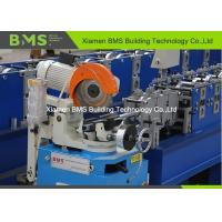 Quality Embossing Steel Square Pipe Metal Stud And Track Roll Forming Machine 380V / 50Hz wholesale