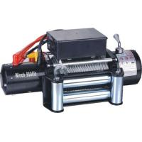 Quality Most popular powerful 12V 9500 lbs electric winch wholesale