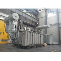 Quality Earthing Oil Immersed Power Transformer 220kv 240mva Compact Structure wholesale