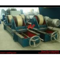 Quality Auto Pipe / Vessel Welding Turning Rolls 60 Ton For Wind Tower Fit Up Rotators wholesale