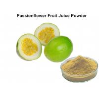 Quality Custom Passionflower Fruit Juice Powder Improve Juice Taste And Scent For Food wholesale