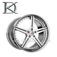 China Replica Cast Concave Wheels 16 Inch Aluminum Alloy Wheels 100 / 114.3 on sale