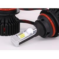 Cheap 30W 12 V Led Headlights For CarsT8 With Aircraft Aluminum Alloy Housing Material for sale