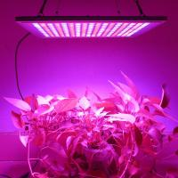 Quality 45 Watt Waterproof LED Grow Lights Panel Dimming Switch For Indoor Plants Seeding wholesale