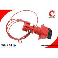 Quality Universal ball valve with nylon cable loto products for safety lockout wholesale
